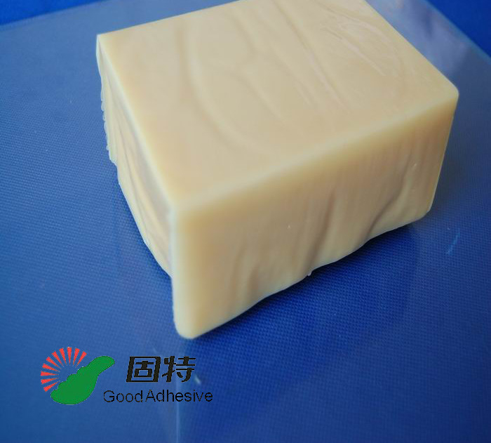 Automotive Interior Pressure Sensitive Adhesive Hot Melt Yellow Color